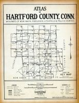Hartford - New Haven - Middlesex - Litchfield - Tolland Counties 1931