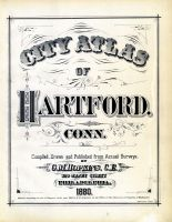 Title Page, Hartford City 1880