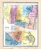 Avon, Simsbury, Tariffville Town, Hartford City and County 1869