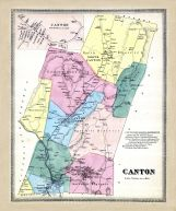Canton, Canton Town, Hartford City and County 1869