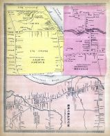 Hockanum, East Burnside, Naubuc and Vicinity District, Hartford City and County 1869