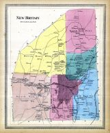 New Britain, Hartford City and County 1869