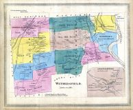 Wetherfield, Griswoldville Town, Hartford City and County 1869