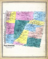 Windsor South East, South East Windsor, Hartford City and County 1869