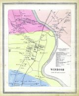 Windsor Town, Hartford City and County 1869