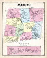 Colebrook, Norfolk Town West, West Norfolk Town, Litchfield County 1874