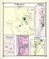 Cornwall Town, Goshen Town Center, Cornwall Town Center, Cornwall Town West, West Cornwall Town, Goshen Town West, West Goshen Town, Litchfield County 1874