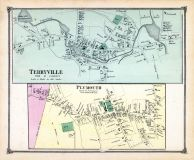 Terryville Town, Plymouth Town, Litchfield County 1874
