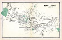 Thomaston Town, Litchfield County 1874