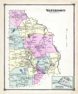 Watertown, Rockdale Town, Litchfield County 1874