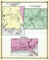Chapman District East Part, Westbrook Town, Long Beach Town, Middlesex County 1874