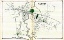Clinton Town, Middlesex County 1874