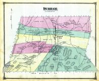Durham, Middlesex County 1874
