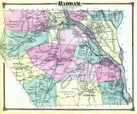 Haddam, Middlesex County 1874