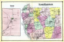Hadlyme Town, Haddam East, East Haddam, Middlesex County 1874