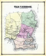 Old Saybrook, Middlesex County 1874