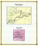 Rock Falls Town, Bailleyville Town, Middlesex County 1874