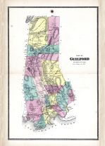 Guilford Town, New Haven County 1868