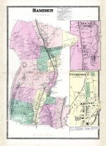 Hamden, Mount Carmel, Centerville, New Haven County 1868