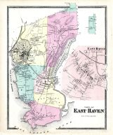 Haven Town East, East Haven Town, New Haven County 1868