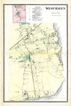 Haven West, West Haven, Orange Town, New Haven County 1868
