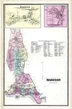 Madison, Meriden South, South Meriden, New Haven County 1868