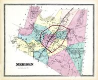 Meriden, New Haven County 1868