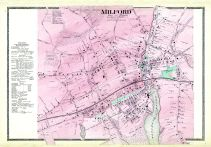 Milford Town, New Haven County 1868