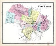 New Haven Town Plan, New Haven County 1868