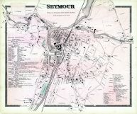 Seymour Town, New Haven County 1868