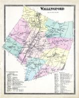 Wallingford, New Haven County 1868
