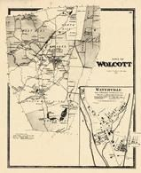 Wolcott, Waterville, New Haven County 1868