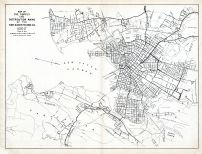 New Haven Water Company Supply and Distribution Mains Plan, New Haven 1911