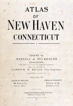 Title Page, New Haven 1911