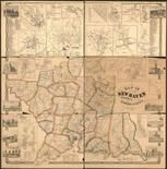 New Haven County 1856 Wall Map - Copy 2, New Haven County 1856 Wall Map - Copy 2