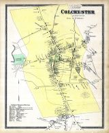 Colchester, New London County 1868