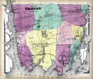 Groton Town, New London County 1868