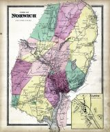 Norwich Town, Yantic, New London County 1868