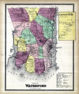 Waterford, Gratte Ville, New London County 1868