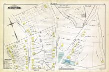 B, Hoyt St, Crove St, Forest St, Franklin St, Stamford and Environs 1879