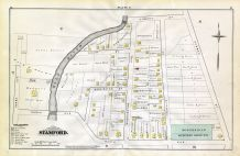 C, Liberty St, Summer St, North St, Adams St, Stamford and Environs 1879