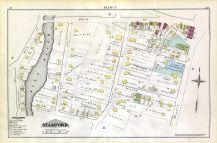 F, Main St, Atlantic St, Division St, Greenwich St, Stamford and Environs 1879
