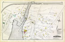 I, New Canaan RR, Atlantic St, Walnut St, Greenwich St, Stamford and Environs 1879