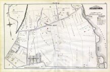 Q, Boston Post Road, Norton Bay, Cove Road, Myrtle Ave, Stamford and Environs 1879