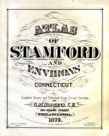 Stamford and Environs 1879