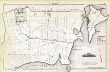 U, Cove Road, Cove Harbor, Wescott Cove, Clement Ave, Stamford and Environs 1879