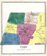 Union, Tolland County 1869
