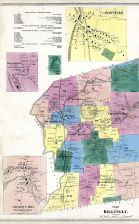 Dayville, Williamsville, Nashawaug, Killingly Town, Chestnut Hill, East Killingly, Windham County 1869