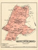 Prince George County - District 13 - Kent, Brightseat, Wilson, Suitsville, Buena Vista, Washington D. C. and Prince George County Maryland 1878