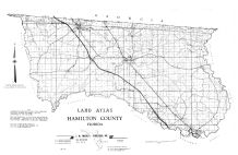Title Page and Index Map, Hamilton County 1965